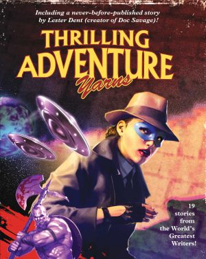 Thrilling Adventure Yarns