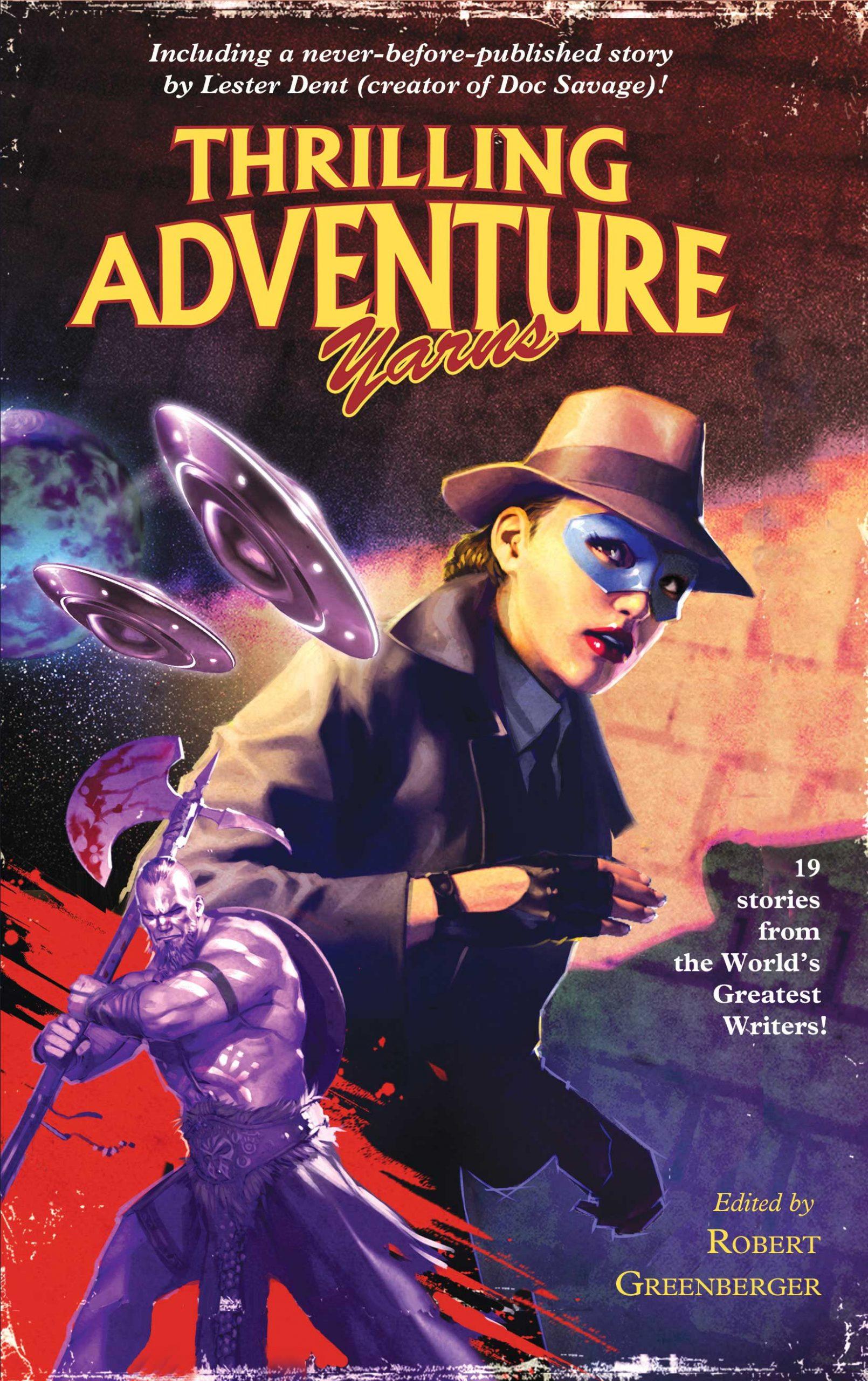 Thrilling Adventure Yarns