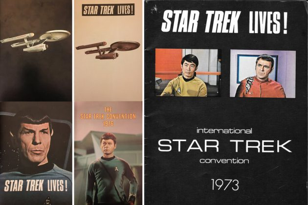 Star Trek Convention Program