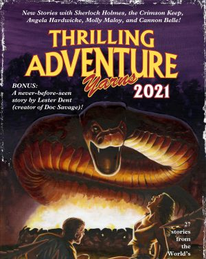 Thrilling Adventure Yarns 2021