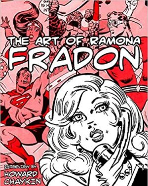 Art of Ramona Fradon