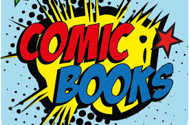 Comic Books Written