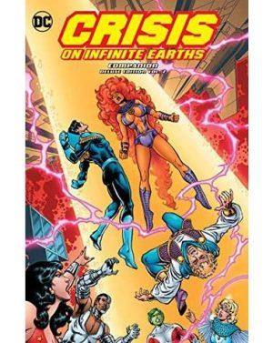 Crisis on Infinite Earths Companion Deluxe Edition Vol. 2
