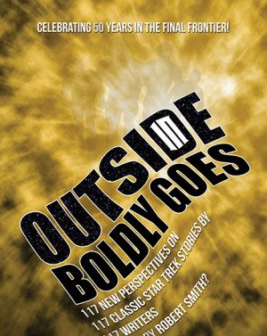 Outside in Boldly Goes