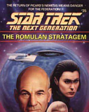 ST:TNG: The Romulan Stratagem
