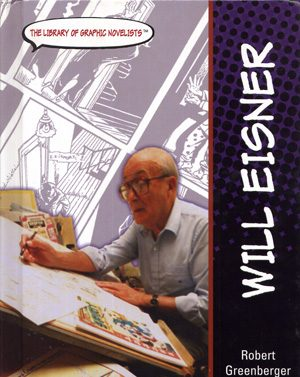 Will Eisner (Library of Graphic Novelists)