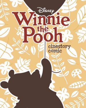 Disney Winnie the Pooh Cinestory Comic Limited Edition